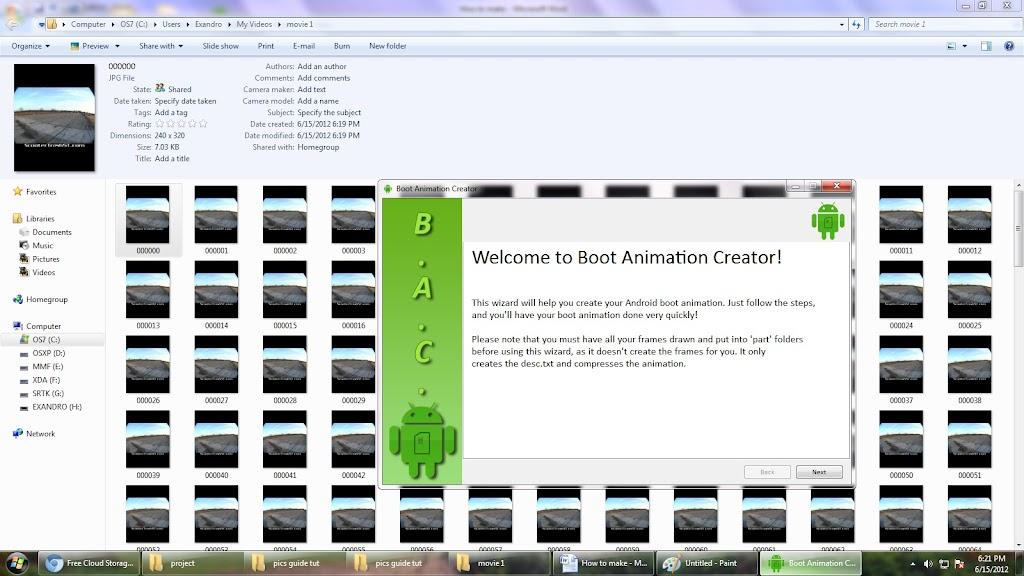 [GUIDE] Créer ou porter n'importe quelle animation de démarrage via des vidéos/images [Bootanimation] [25.11.2013] 7