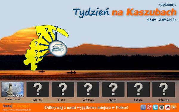 Pierwszy dzień na Kaszubach - Westerplatte
