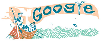 Google Doodle Moby Dick