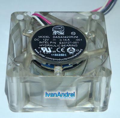 Ventilador Intel DASA0420R2M - Hydraulic Bearing fallado