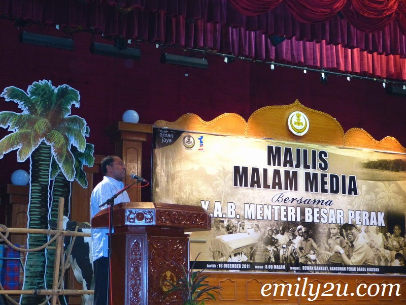 Media Night Hosted By Perak MB