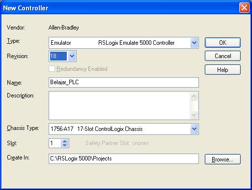 Belajar PLC – Allen Bradley (AB) bag I – Rifqi-On Com