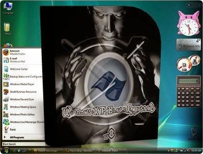 Windows XP BlackCrystal Ultimate V8 [SP3] [Español] 2013-06-17_18h35_28