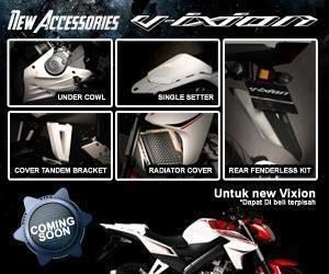 aksesoris modif new vixion lightning 2013