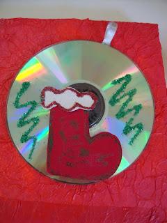 Blog de cmc-artes : Cmc-artes / Bem-vindos ao meu blog, com carinho: Cintia, Papai noel feito com CD e outras ideias para seu natal...