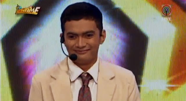 Michael Angelo Ernesto Lasag – Mr. Bean look-alike – It's Showtime