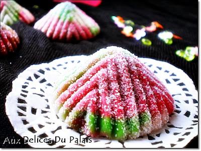Harisset el louz, le gâteau algérien sans cuisson - recette indexée dans les Diverts