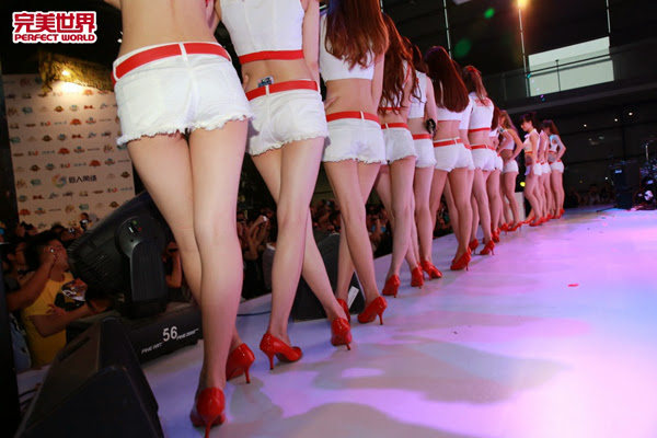 Ngắm dàn mỹ nữ của Perfect World tại ChinaJoy 2013 17