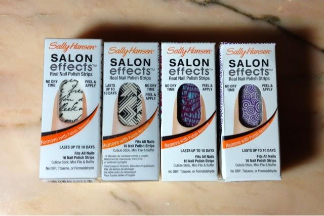 Sally Hansen's Nail Polish Strips