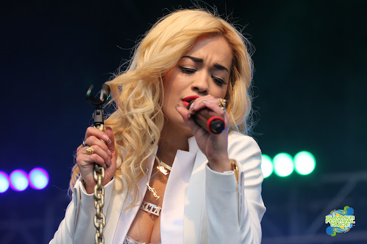 Rita Ora @ Lovebox 2012