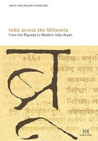 [Klein/Yoshida: Indic across the Millennia, 2013]