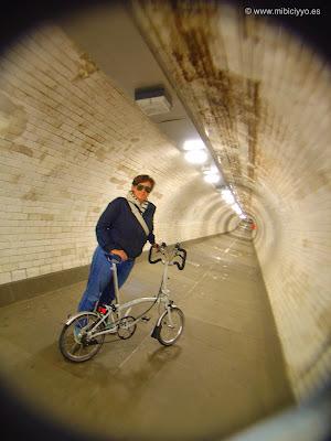 Greenwich Tunel