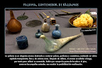 Paloma, contenedor de bálsamo. Cultura romana