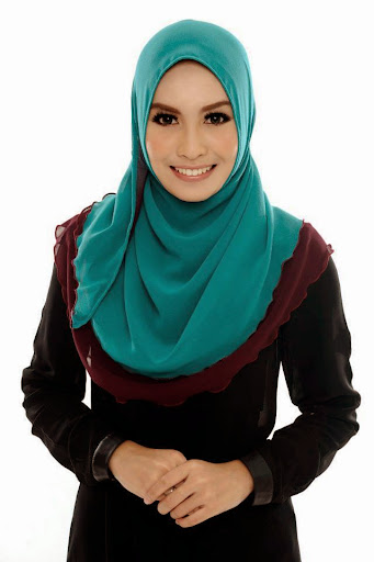 ADC III 006%2520Dark%2520Turquoise%2520%252B%2520Deep%2520Purple SHAWL ADREENA TUDUNG SHAWL HALFMOON DOUBLE LAYER YANG LABUH