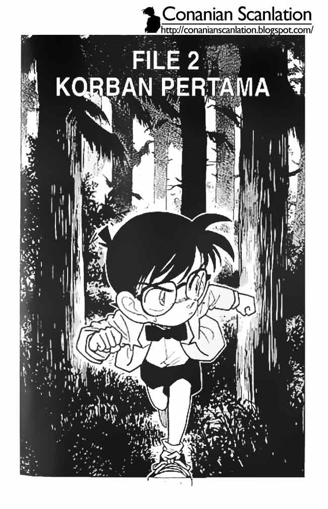 Dilarang COPAS - situs resmi www.mangacanblog.com - Komik detective conan 041 - korban pertama 42 Indonesia detective conan 041 - korban pertama Terbaru |Baca Manga Komik Indonesia|Mangacan