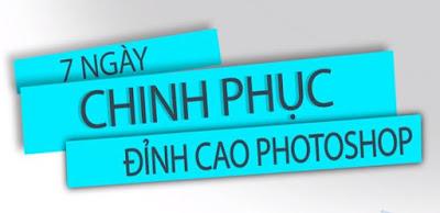 Khóa học 27 chuyên đề Photoshop cho người mới bắt đầu