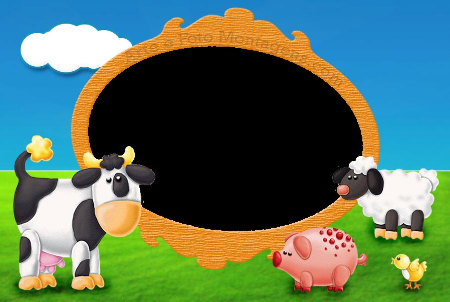 Clipart Fazendinha Png: Animais-fazenda