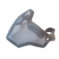 Airsoft Half Face Mesh Mask