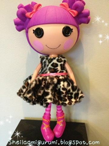Lalaloopsy Crochet Patterns | Crochet toys, Crochet amigurumi ... | 480x360
