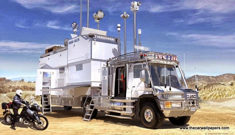 Kiravan Expedition Vehicle
