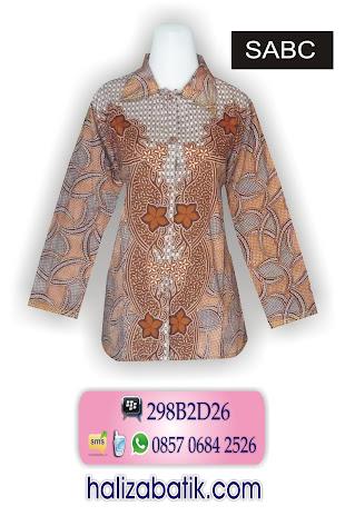 grosir batik pekalongan, Baju Batik Modern, Busana Batik, Busana Batik Wanita