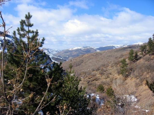 Kavak Berg (1370 mt)