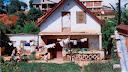 A house in Tana, the capital city.