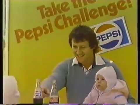 Pepsi Challenge 1983 Commercial - YouTube
