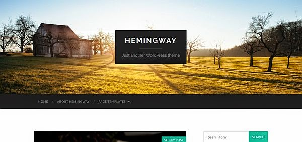 25 New Free Responsive WordPress Themes 4 25 New & Free Responsive WordPress Themes
