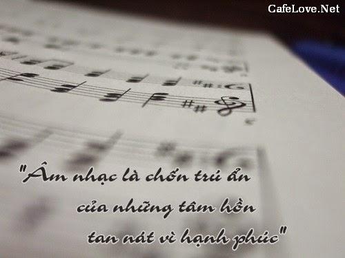 Câu nói ý nghĩa của âm nhạc trong cuộc sống