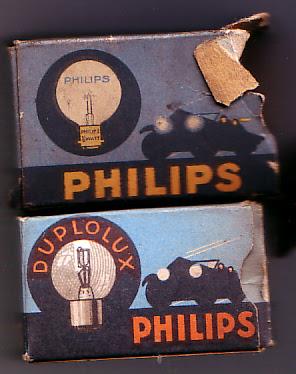 Eclairage electrique Philips_lamps