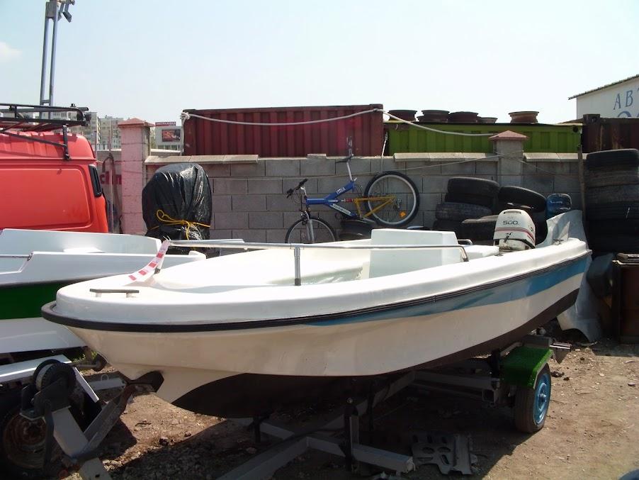 Лодки Second-hand Нов Внос DVCI7253