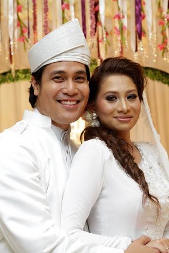 gambar perkahwinan zed zaidi