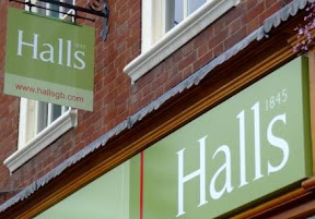 Halls reports chairman's record year