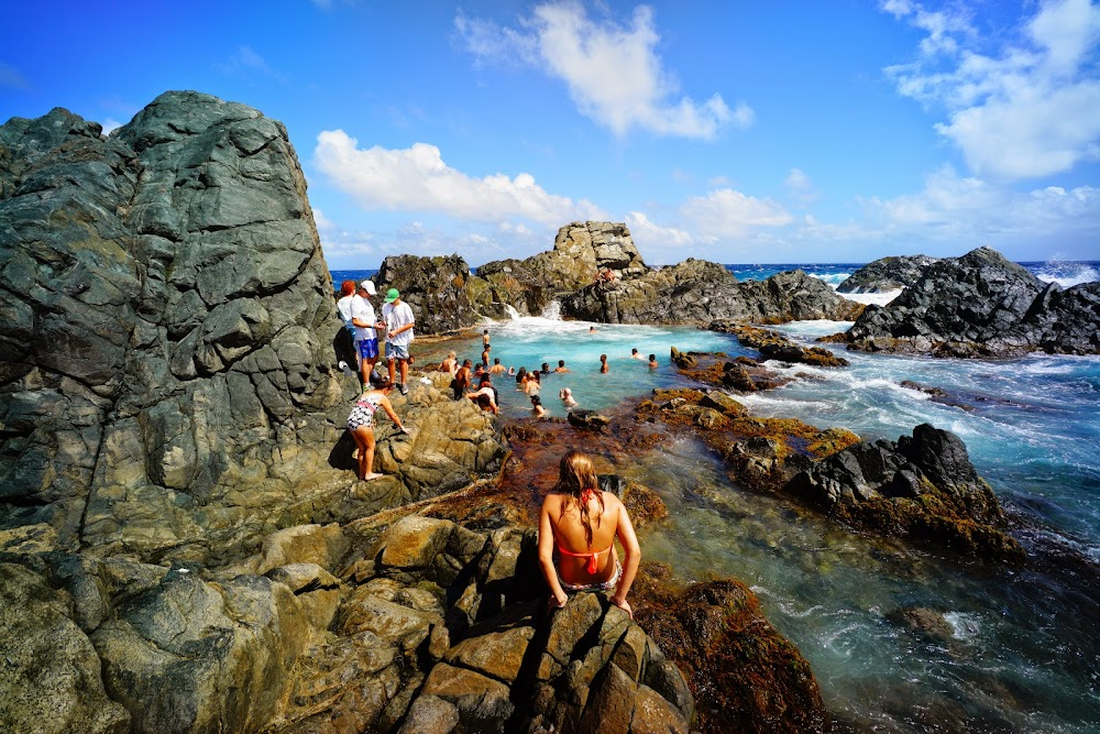 Arikok National Park - Conchi Natural Pool - Aruba