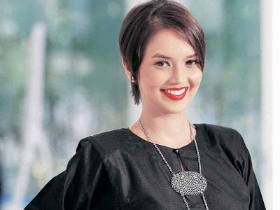Faezah Elai selamat melahirkan anak pertama