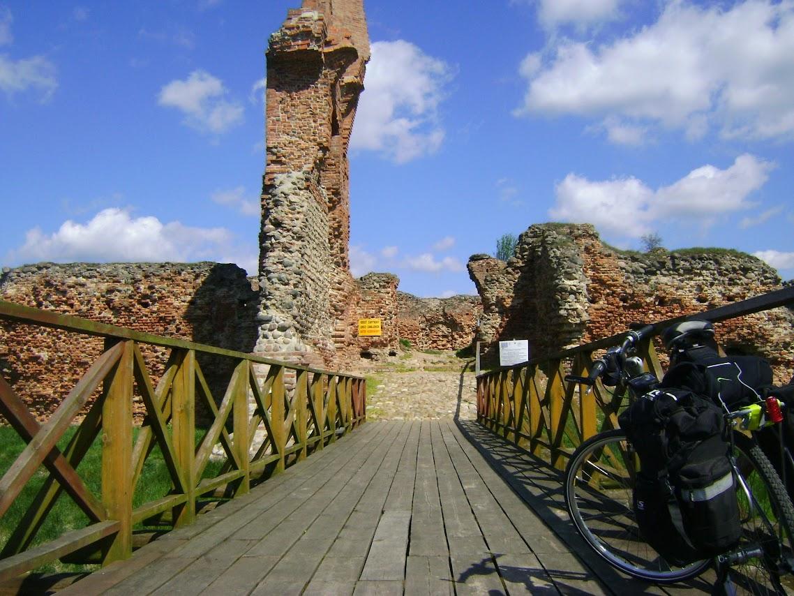 Besiekiery, zamek