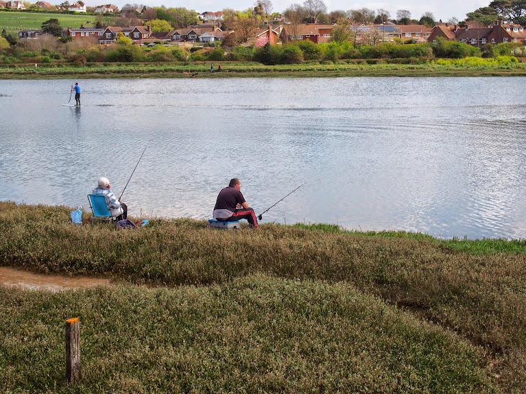 fishing in shoreham