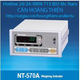 đầu cân điện tử cas nt-570a-4