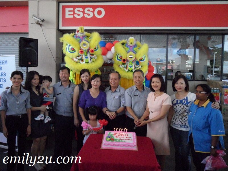 ESSO 62nd anniversary celebration