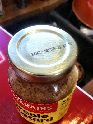 funny,kitchen,old,expired,mustard,creole