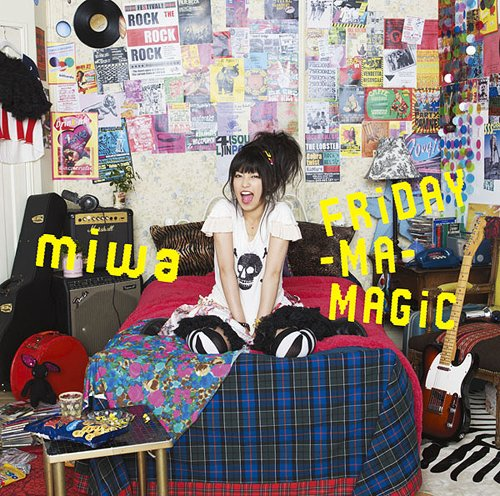 miwa FRiDAY-MA-MAGiC Limited Edition