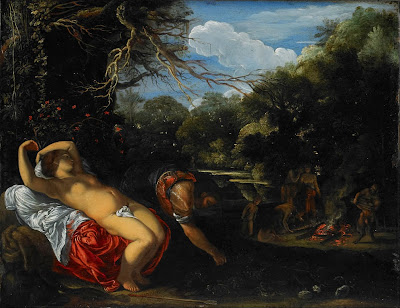 Adam Elsheimer - Apollo and Coronis - Google Art Project