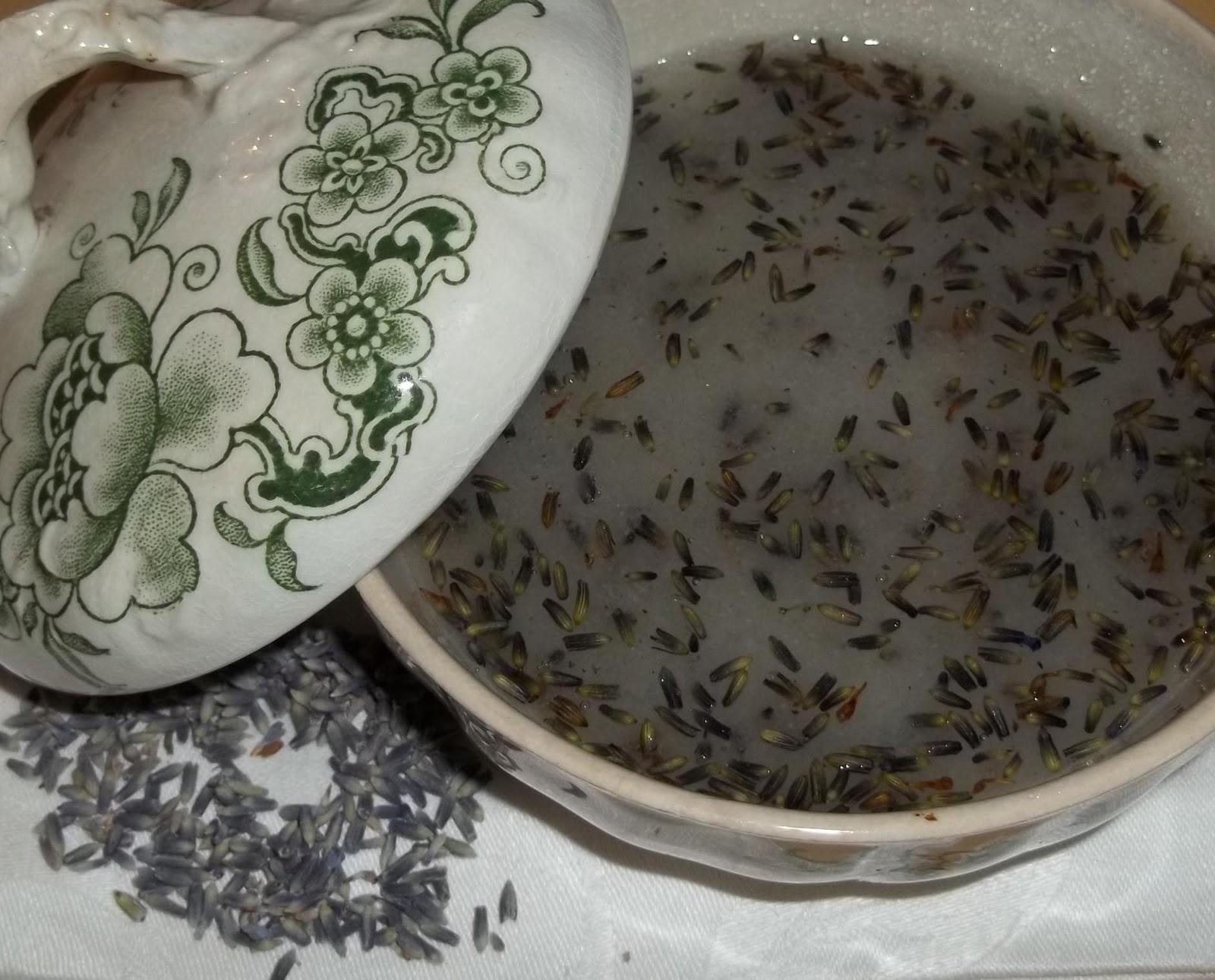 how to make salt scrub for hands