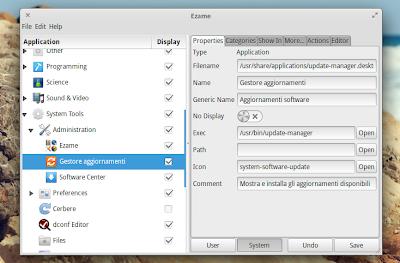Ezame in elementary OS 0.2