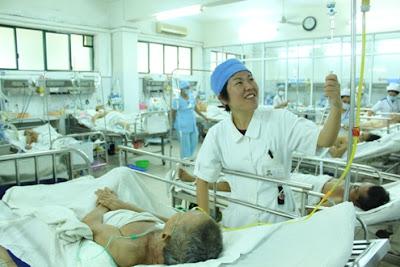 Điều dưỡng, hộ lý tại Nhật Bản với mức lương gần 30 triệu đồng/tháng