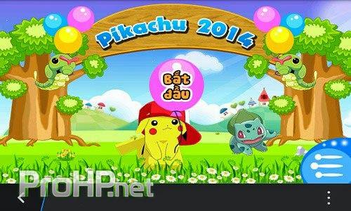 Pikachu New 2014 v1.0.1