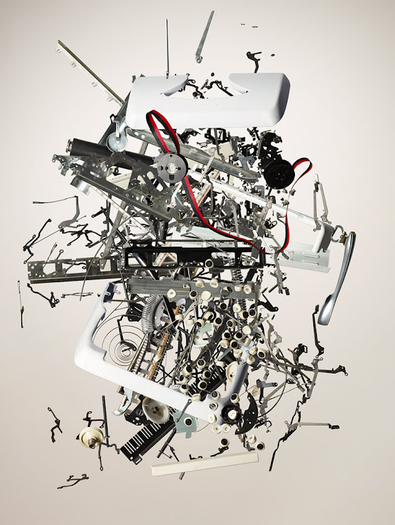 *拆解你的手機:藝術攝影師Todd Mclellan現代藝術攝影 Things Come Apart! 5