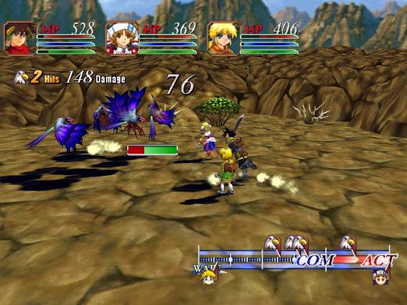 [RPG - PC] Grandia 2 GrandiaDC