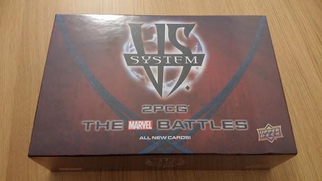 La scatola di Vs System 2PCG